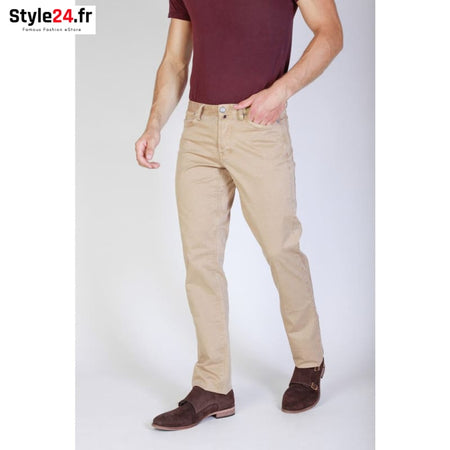 Jaggy - J1883T812-1M Vêtements Pantalons brown / 29 -85% Brand_Jaggy Category_Vêtements Color_Brun Gender_Homme jaggy www.style24.fr