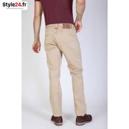 Jaggy - J1883T812-1M Vêtements Pantalons Brand_Jaggy Category_Vêtements Color_Brun Gender_Homme jaggy www.style24.fr
