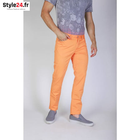 Jaggy - J1883T812-Q1 Vêtements Pantalons orange / 29 -85% Brand_Jaggy Category_Vêtements Color_Orange Gender_Homme jaggy www.style24.fr