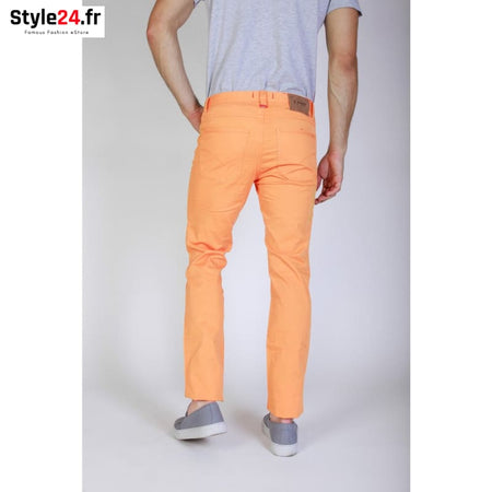 Jaggy - J1883T812-Q1 Vêtements Pantalons Brand_Jaggy Category_Vêtements Color_Orange Gender_Homme jaggy www.style24.fr