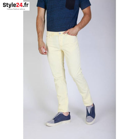 Jaggy - J1883T812-Q1 Vêtements Pantalons yellow / 29 -85% Brand_Jaggy Category_Vêtements Color_Jaune Gender_Homme jaggy www.style24.fr