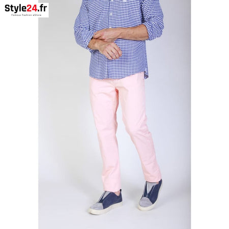 Jaggy - J1889T812-Q1 Vêtements Pantalons pink / 31 -85% Brand_Jaggy Category_Vêtements Color_Rose Gender_Homme jaggy www.style24.fr