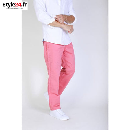 Jaggy - J1889T812-Q1 Vêtements Pantalons red / 31 -85% Brand_Jaggy Category_Vêtements Color_Rouge Gender_Homme jaggy www.style24.fr