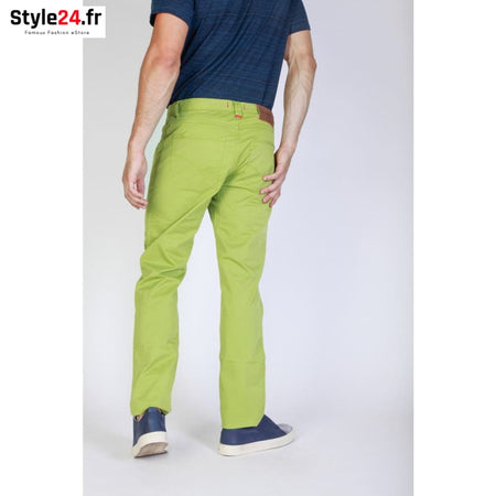 Jaggy - J1889T812-Q1 Vêtements Pantalons Brand_Jaggy Category_Vêtements Color_Vert Gender_Homme jaggy www.style24.fr