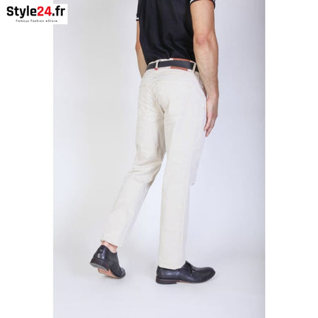 Jaggy - J1889T812-Q1 Vêtements Pantalons Brand_Jaggy Category_Vêtements Color_Brun Gender_Homme Subcategory_Pantalons www.style24.fr