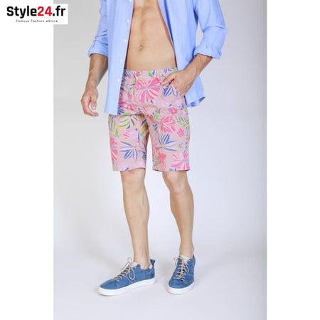 Jaggy - J2372T074-Q1 Vêtements Bermuda pink / 29 -85% Brand_Jaggy Category_Vêtements Color_Rose Gender_Homme jaggy www.style24.fr