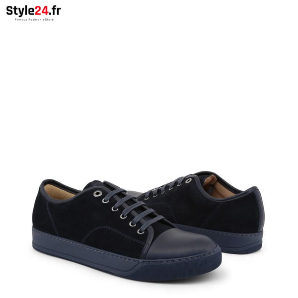 Lanvin - FM-SKDBB1-ANAM-P16 Chaussures Sneakers Brand_Lanvin Category_Chaussures Color_Bleu Gender_Homme Subcategory_Sneakers www.style24.fr