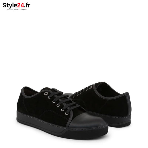 Lanvin - FM-SKDBB1-ANAM-P16 Chaussures Sneakers Brand_Lanvin Category_Chaussures Color_Noir Gender_Homme Subcategory_Sneakers www.style24.fr