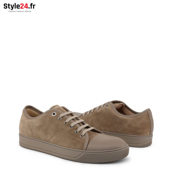 Lanvin - FM-SKDBB1-ANAM-P16 Chaussures Sneakers Brand_Lanvin Category_Chaussures Color_Brun Gender_Homme Subcategory_Sneakers www.style24.fr