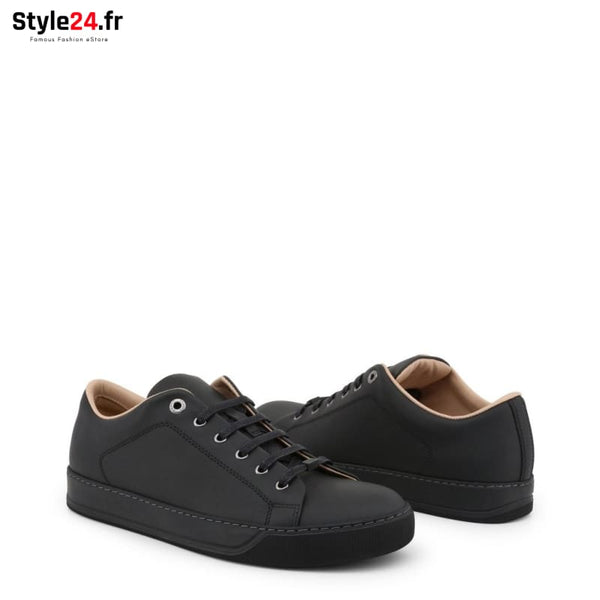 Lanvin - FM-SKDBNC-VNAP-P18 Chaussures Sneakers Brand_Lanvin Category_Chaussures Color_Noir Gender_Homme Subcategory_Sneakers www.style24.fr