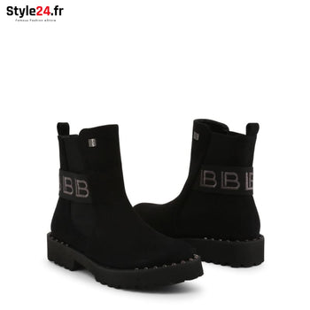 Laura Biagiotti - 5786-19 Chaussures Bottines Brand_Laura Category_Chaussures Color_Noir Gender_Femme Subcategory_Bottines www.style24.fr