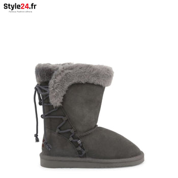 Laura Biagiotti - 5898-19 Chaussures Bottines grey / EU 36 -30% Brand_Laura Category_Chaussures Color_Gris Gender_Femme Subcategory_Bottines