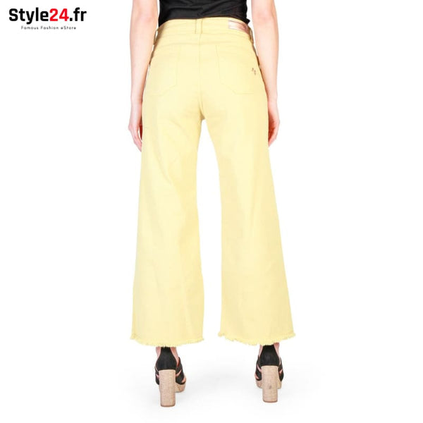 Miss - 39631 Vêtements Jeans 20-50 Brand_Miss Category_Vêtements color-jaune color-yellow www.style24.fr