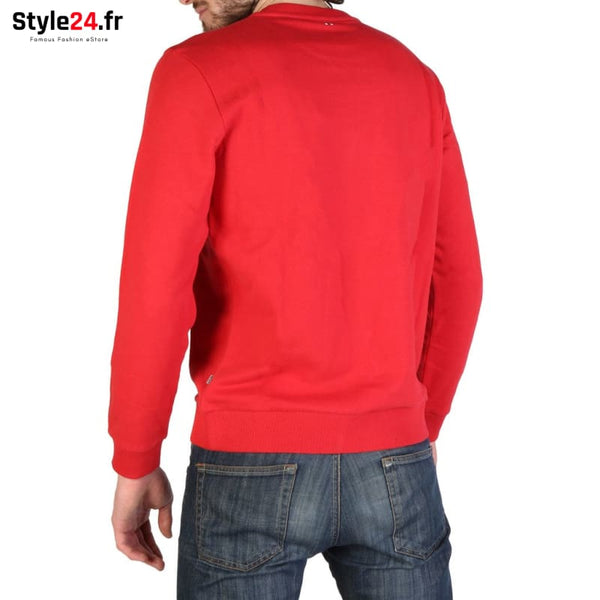 Napapijri - BEVORA_N0YIJ8 Vêtements Sweat-shirts 50-100 Brand_Napapijri Category_Vêtements color-red color-rouge www.style24.fr