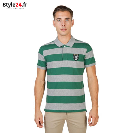 Oxford University - MAGDALEN-RUGBY-MM Vêtements Polo green / S -65% Brand_Oxford Category_Vêtements color-green Color_Vert Gender_Homme