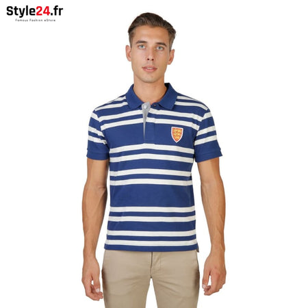 Oxford University - ORIEL-RUGBY-MM Vêtements Polo Brand_Oxford Category_Vêtements Color_Bleu Gender_Homme Subcategory_Polo www.style24.fr