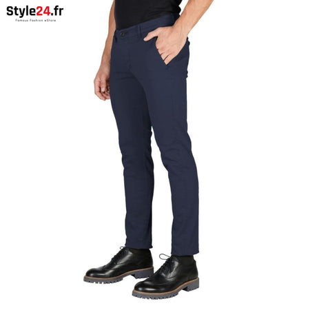 Oxford University - OXFORD_PANT-REGULAR Vêtements Pantalons Brand_Oxford Category_Vêtements Color_Bleu Gender_Homme Subcategory_Pantalons