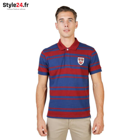 Oxford University - QUEENS-RUGBY-MM Vêtements Polo red / S -65% Brand_Oxford Category_Vêtements color-red color-rouge Color_Rouge