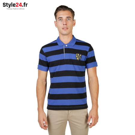 Oxford University - TRINITY-RUGBY-MM Vêtements Polo black / S -65% Brand_Oxford Category_Vêtements color-black color-noir Color_Noir