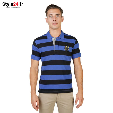 Oxford University - TRINITY-RUGBY-MM Vêtements Polo Brand_Oxford Category_Vêtements Color_Noir Gender_Homme Subcategory_Polo
