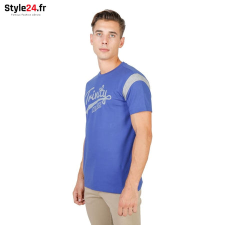 Oxford University - TRINITY-VARSITY-MM Vêtements T-shirts Brand_Oxford Category_Vêtements Color_Bleu Gender_Homme Subcategory_T-shirts