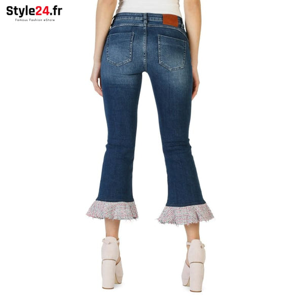 Pinko - 1G1383_Y4EQ Vêtements Jeans Brand_Pinko Category_Vêtements color-blue Color_Bleu Gender_Femme www.style24.fr