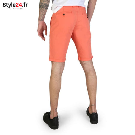 Rifle - 53712_KU00T Vêtements Bermuda Brand_Rifle Category_Vêtements Color_Orange Gender_Homme Subcategory_Bermuda www.style24.fr