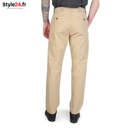 Rifle - 74061_FS90R Vêtements Pantalons Brand_Rifle Category_Vêtements Color_Brun Gender_Homme Subcategory_Pantalons www.style24.fr
