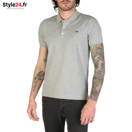 Rifle - L678D_RN8M4 Vêtements Polo grey / S -5% 20-50 Brand_Rifle Category_Vêtements color-grey color-gris www.style24.fr