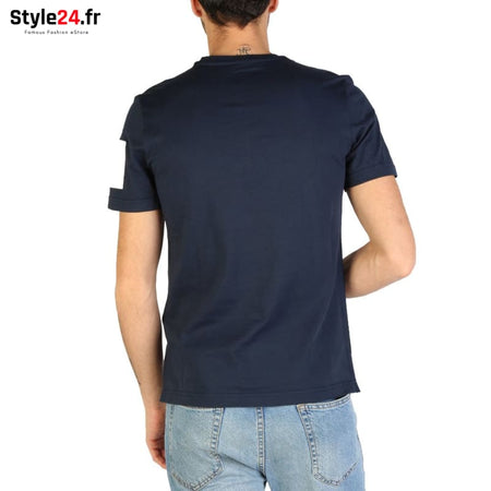 Rifle - L709B_UF001 Vêtements T-shirts Brand_Rifle Category_Vêtements Color_Bleu Gender_Homme Subcategory_T-shirts www.style24.fr
