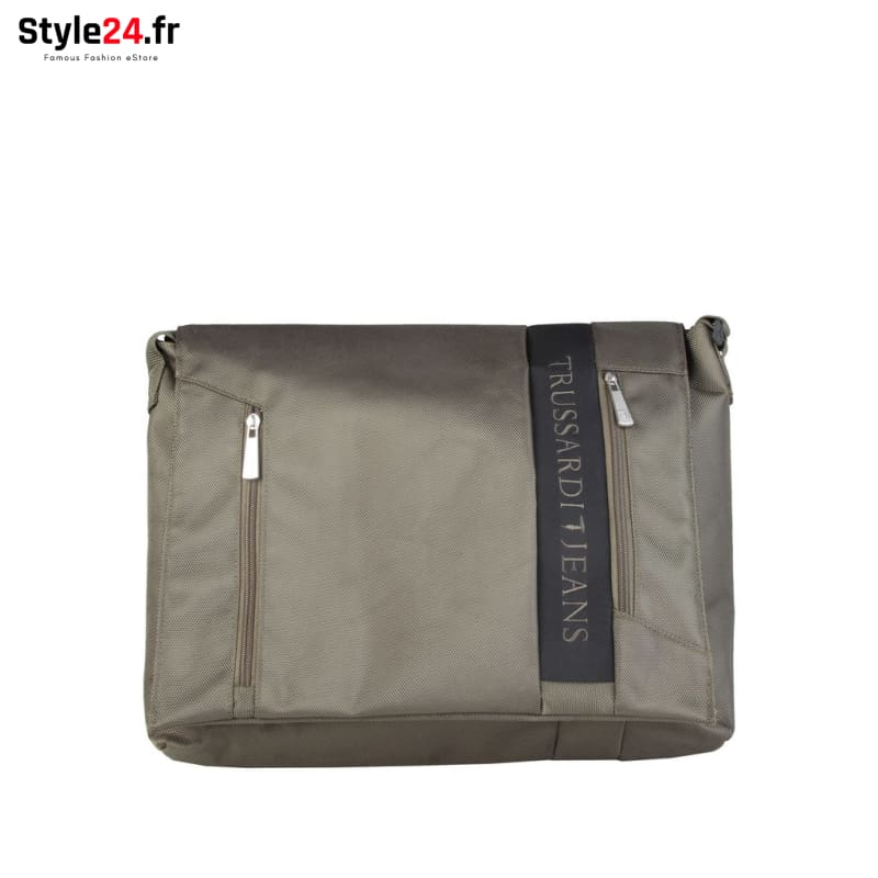 Trussardi - 71B962T Sacs Mallettes green / NOSIZE -75% 20-50 Brand_Trussardi brandsdistribution Category_Sacs color-green www.style24.fr