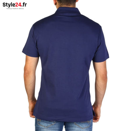 Versace Jeans - B3GTB7P7_36610 Vêtements Polo Brand_Versace Category_Vêtements Color_Bleu Gender_Homme Subcategory_Polo www.style24.fr