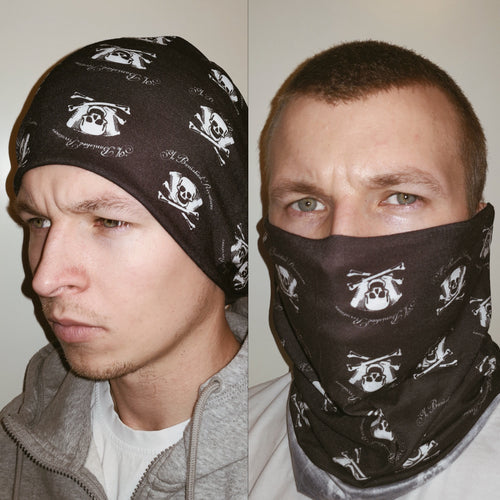 Ye Banished Privateers Buff Headwear