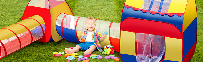 The reasons parents are keen on purchasing play tents for their children