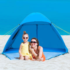 2-3 pop up beach tent