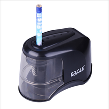 Electric Pencil Sharpener Portable for Artists Kids Adults Colored Pencils, Battery Operated