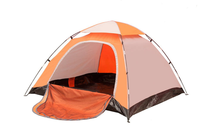 iCorer Waterproof Lightweight 2-3 Person Family Backpacking Camping Tent, 78.7