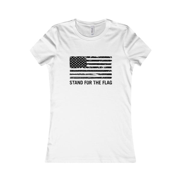 "Women's ""Stand For The Flag"" T-Shirt"