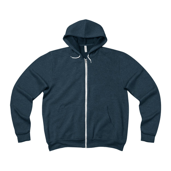 American Flag Fleece Full-Zip Hoodie