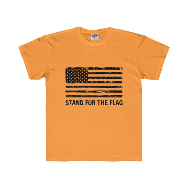 "Youth ""Stand For The Flag"" T-Shirt"