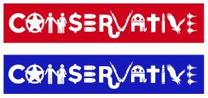 Conservative Sticker