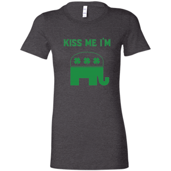 Women's St. Patrick's Day Republican T-Shirt