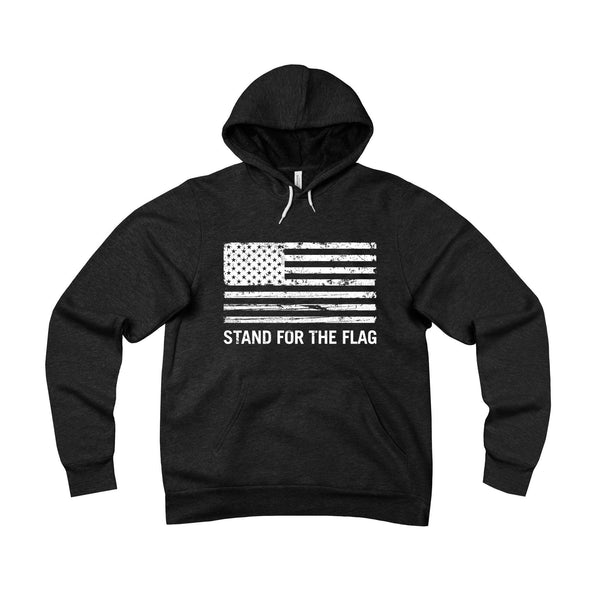 """Stand For The Flag"" Fleece Hoodie"