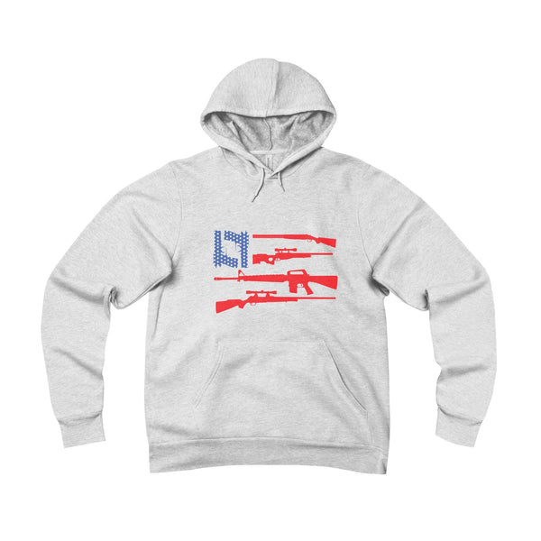 Unisex 2nd Amendment Fleece Pullover Hoodie