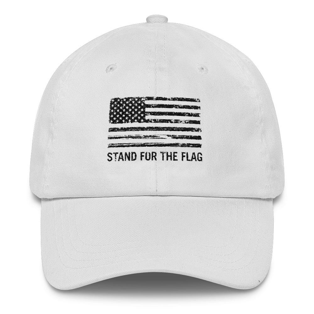 """Stand For The Flag"" Hat"