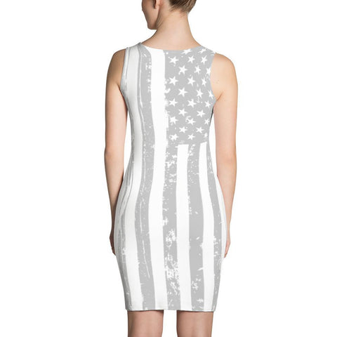 American Flag Cut & Sew Dress