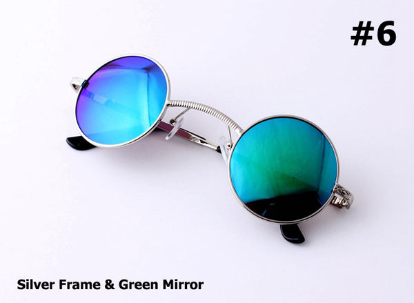 Small Round Sunglasses | Rave Outfit