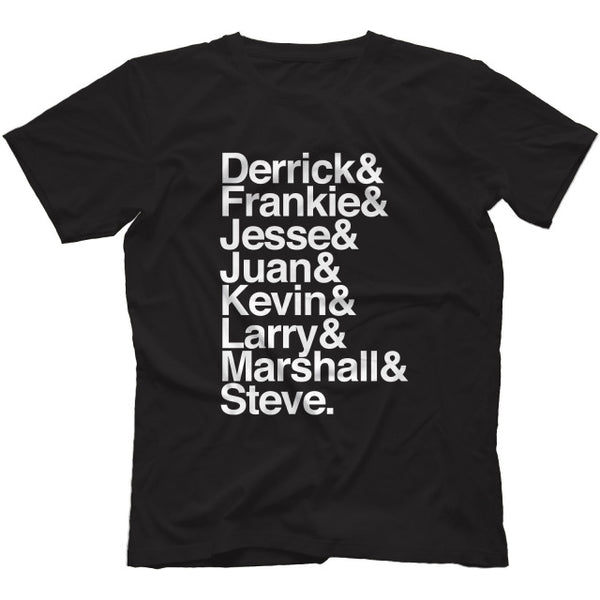 Detroit Techno & Chicago House Legends T-Shirt | Rave Outfit