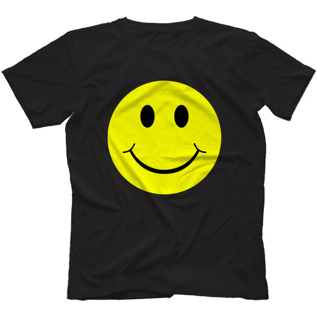 Acid House Smiley Face T-Shirt | Rave Outfit