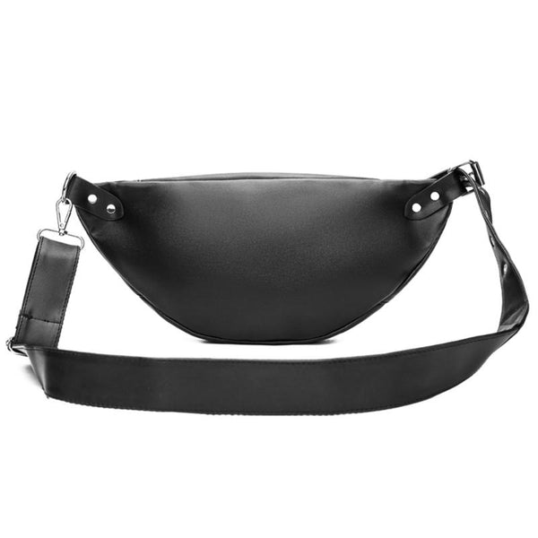 Diamond Stiching Waist Fanny Pack | Rave Outfit